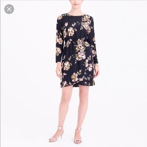 Tulip hem JCrew dress